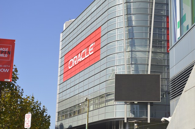 01 - Oracle Open World 2012 © TechWeekEurope.it