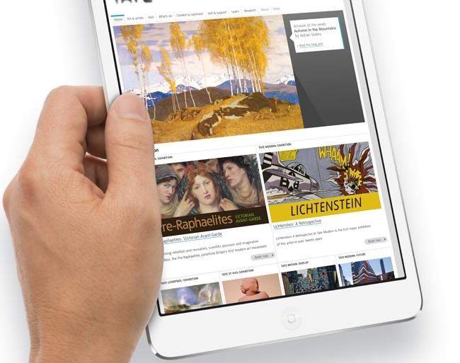 06 iPad mini © Apple