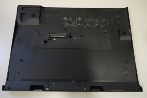 15 Lenovo ThinkPad X230 - base © Silicon.fr