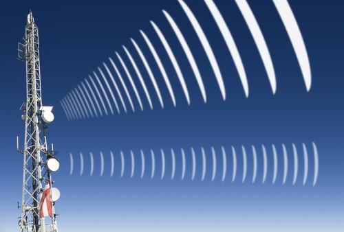 Altitude infrastructure wimax (crédit photo © aldorado - shutterstock)