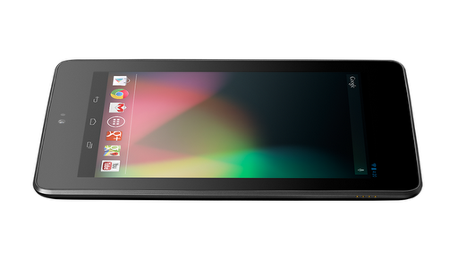 Asus Nexus 7 (crédit photo © Google)