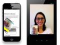 Bowser, navigateur mobile audiovisuel webRTC (crédit photo © Ericsson Labs)