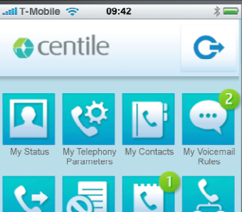 Centile Instra Mobile