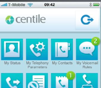 Centile Instra Mobile