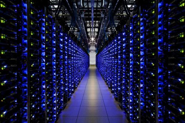 Centre de données Comté de Douglas, Géorgie (crédit photo © Google Connie Zhou)
