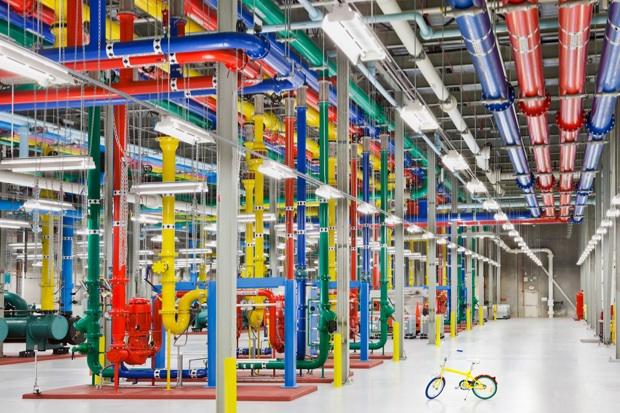 Centre de données de Douglas, Géorgie (crédit photo © Google Connie Zhou)