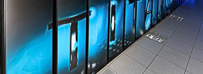 Cray Nvidia Titan supercalculateur 20 pétaflops © Oak Ridge National Laboratory