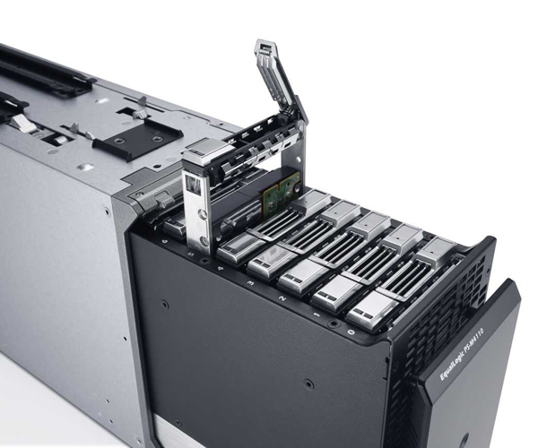 EqualLogic PS-M4110 Blade Storage System - Detail