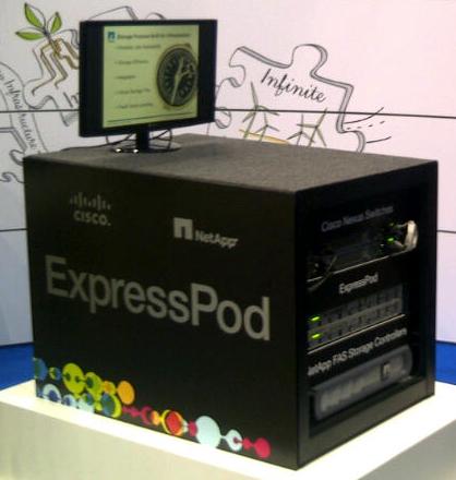 ExpressPod Cisco NetApp