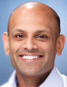 Jay Parikh, vice-président Infrastructure Engineering de Facebook