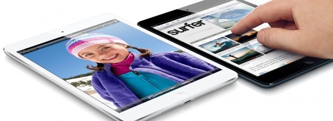 Galerie iPad mini © Apple