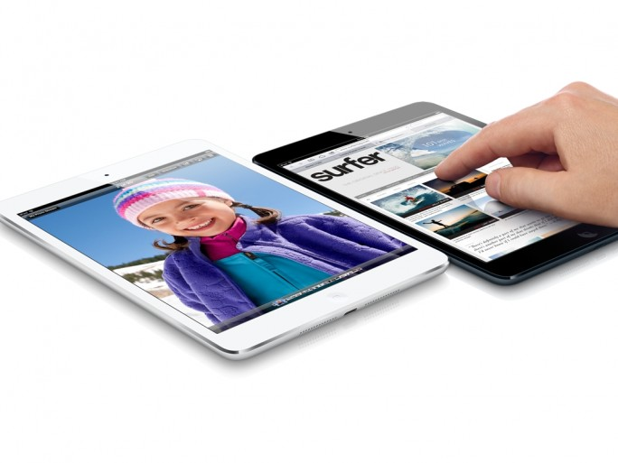 Galerie iPad mini © Apple