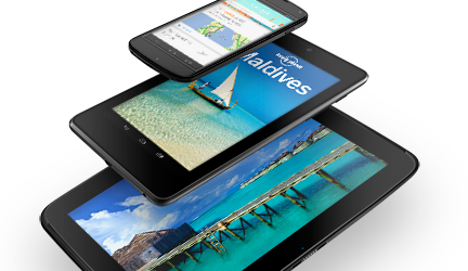Google Nexus Android 4.2 (crédit photo © Google)