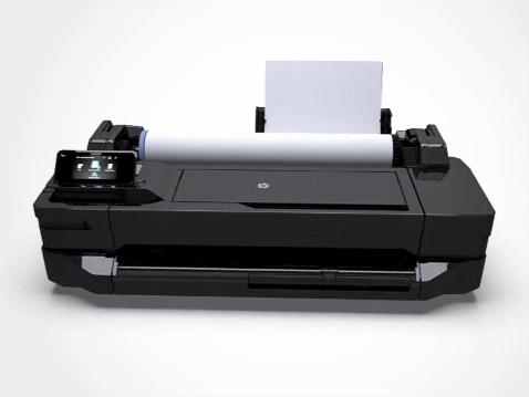 HP Designjet imprimante cloud
