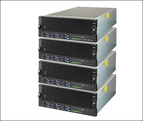 IBM serveurs Power 770 avec processeur Power 7+
