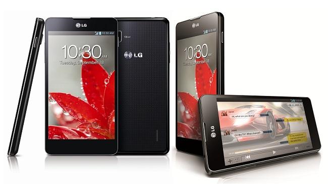 Google Nexus LG (crédit photo © LG)