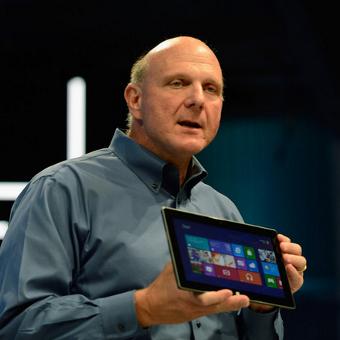 Microsoft Steve Ballmer stratégie