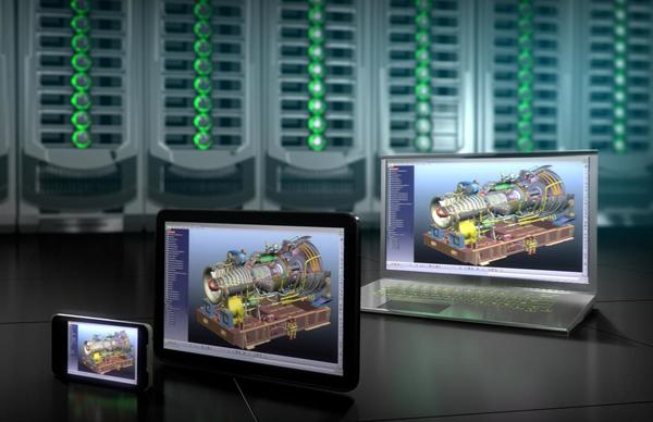 Nvidia VGX VDI sur périphériques mobiles