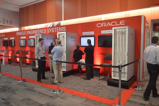 Oracle Exadata X3 in-memory © TechWeekEurope.it