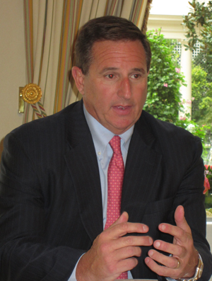 Oracle Mark Hurd