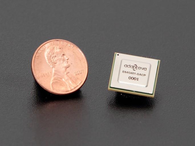 Parallella RISC supercalculateur © Adapteva