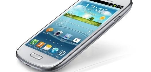 Samsung Galaxy s3 mini (crédit photo © Samsung)