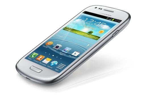 Samsung Galaxy s3 mini (crédit photo © Samsung)