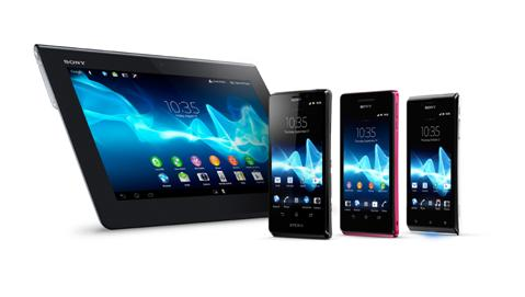 Sony Mobile Xperia Jelly Bean (crédit photo © Sony Mobile)