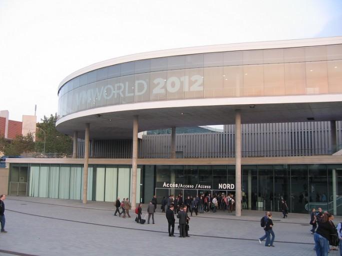 VMworld 2012, Barcelone