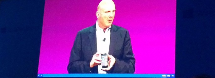 Windows phone 8 Steve Ballmer