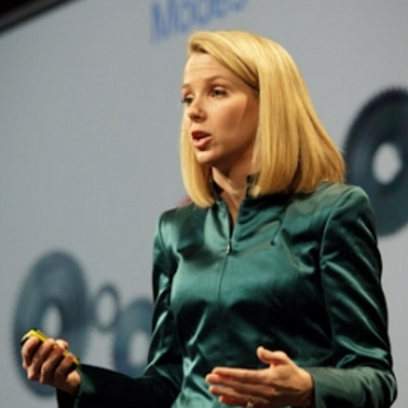 Yahoo Marissa Mayer effectifs