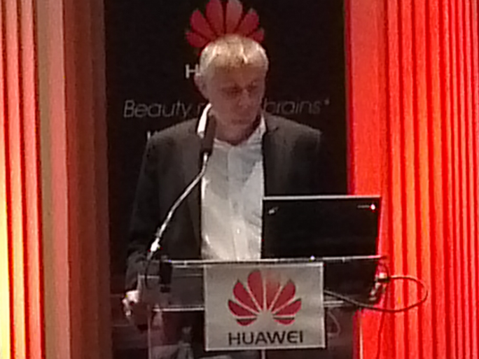 huawei top 3 vendeurs smartphones Denis Morel