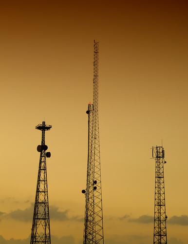 pylones (crédit photo © Antony McAulay - shutterstock)