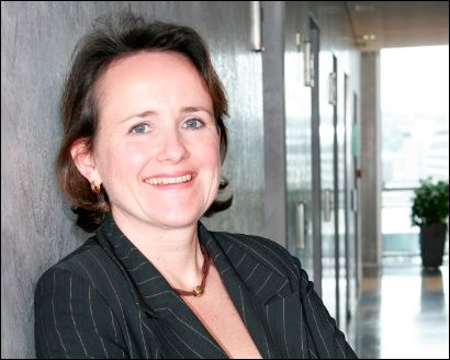 Claire Delalande marketing HP France_