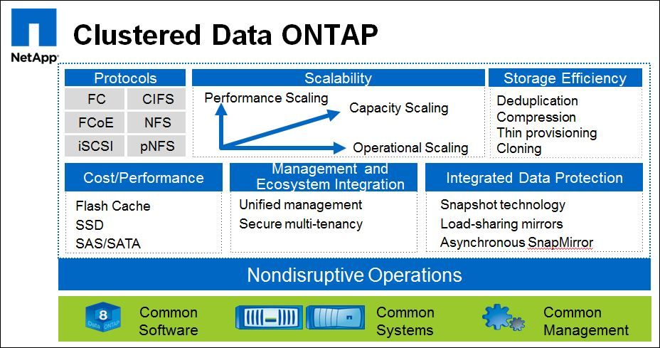 Clustered Data ONTAP 8 de NetApp