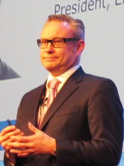 EMC EMEA Adrian McDonald
