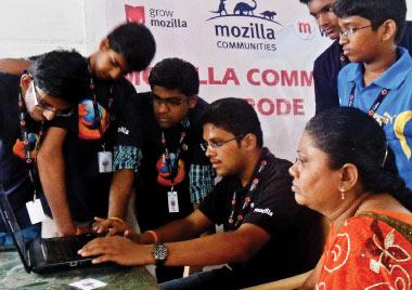 Fondation Mozilla, résultats, Firefox © Mozilla