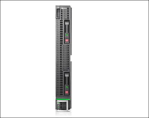 HP ProLiant Gen 8 BL660c quadri-sockets