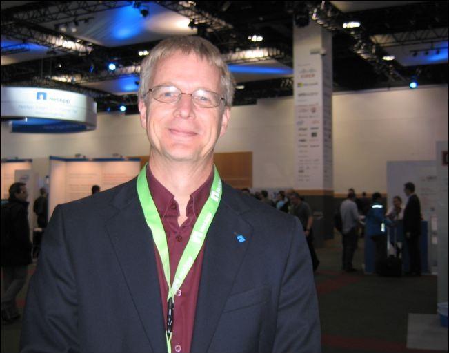 Jay Kidd, CTO de NetApp