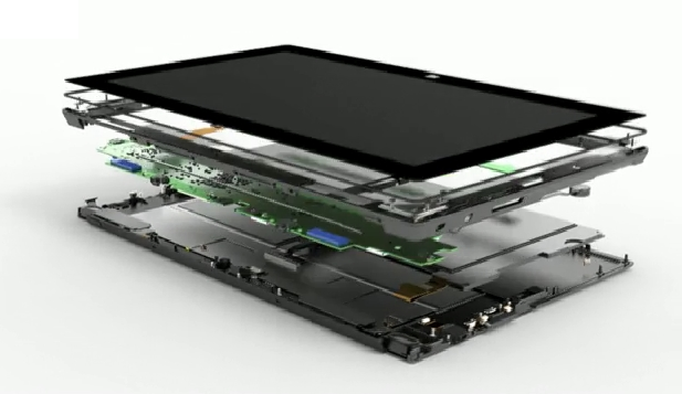 Microsoft Surface tablette making of