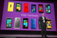 Microsoft Windows Phone 8 Steve Ballmer quiz (crédit photo © Microsoft)