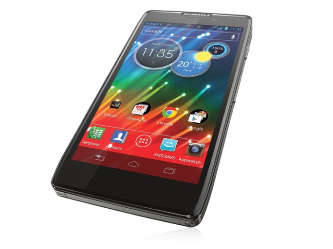 Motorola Razr HD Android