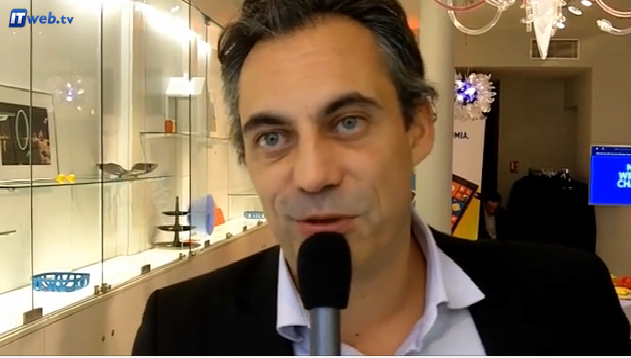Nicolas Mouchon, responsable ventes B2B chez Nokia