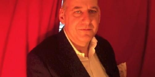 Stéphane Roussel, PDG de SFR pour le lancement de la 4G à Lyon