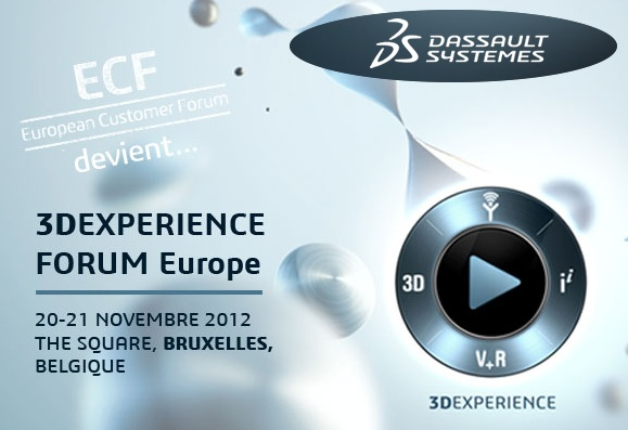 dassault systemes 3Dexperience