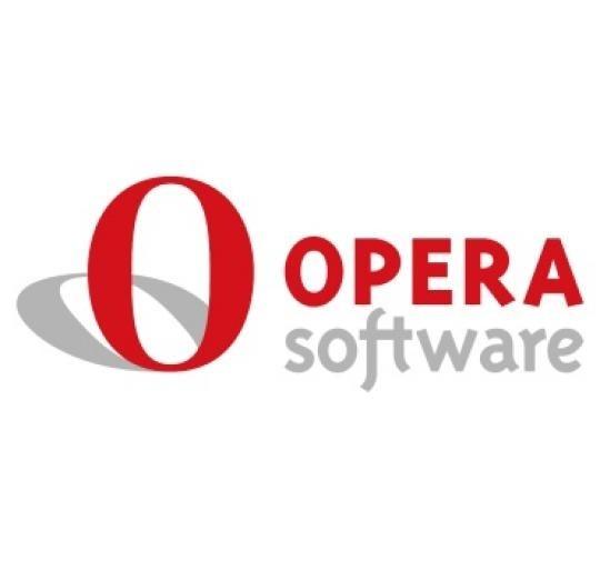 Navigateur Opera Software © Opera Software
