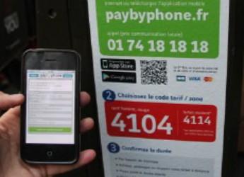 Paybyphone met en service le paiement du stationnement par téléphone