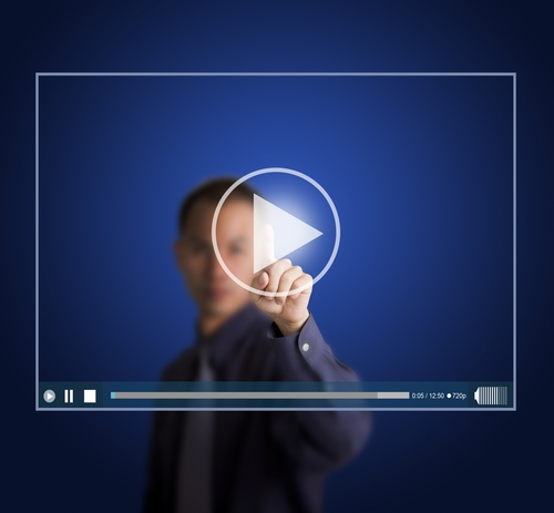 video entreprise (crédit photo © Dusit - shutterstock)