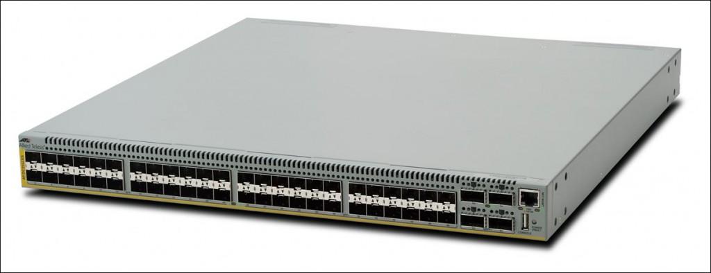 Allied Telesis,  Commutateur 40 gigabits