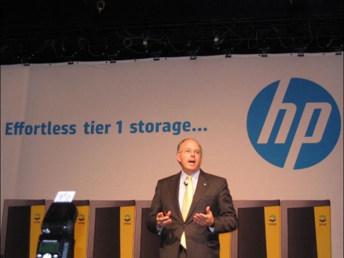 Dave Donatelli, Exec. VP HP_